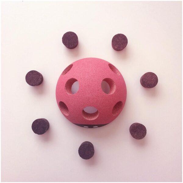 mariquita de corcho ladybug-ukitu juguetes