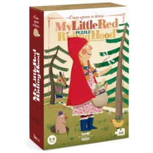 Puzzle cuento clásico My little red