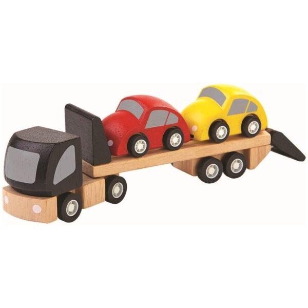 camión transporte vehículos.-ukitu juguetes