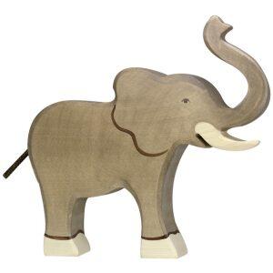 Elefante madera spielgut.- Ukitu juguetes