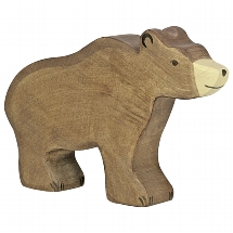 oso marrón spielgut.ukitu juguetes