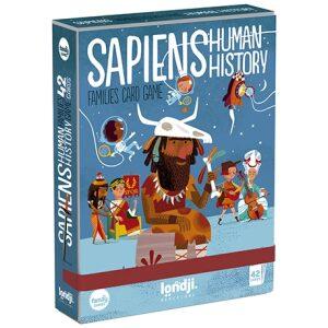 CARTAS SAPIENS, HISTORIA DE LA HUMANIDAD