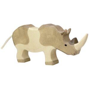 rinoceronte de madera spiel gut. Ukitu juguetes