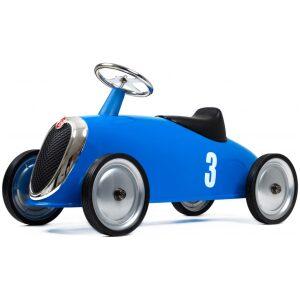 coche RETRO azul XL CORREPASILLOS UKITU JUGUETES