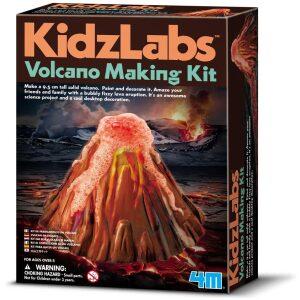 kit crea tu volcan. Ukitu juguetes
