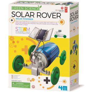 Kit crea tu propio Rover solar. Ukitu juguetes.