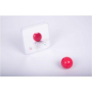 Grabadora de sonido y reproducción con espejo. Ukitu juguetes