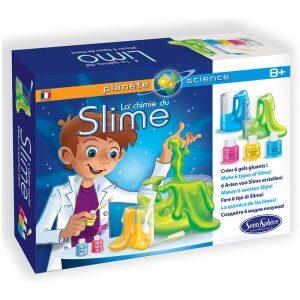La química del slime. Ukitu juguetes